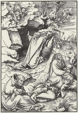 1 Jesus Im Garten Gethsemane Vgl Matth 26 36 46 Und Luk 22 43 44
